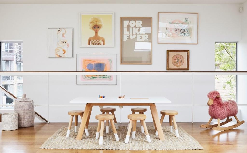 A Modern Venice Beach Family Abode