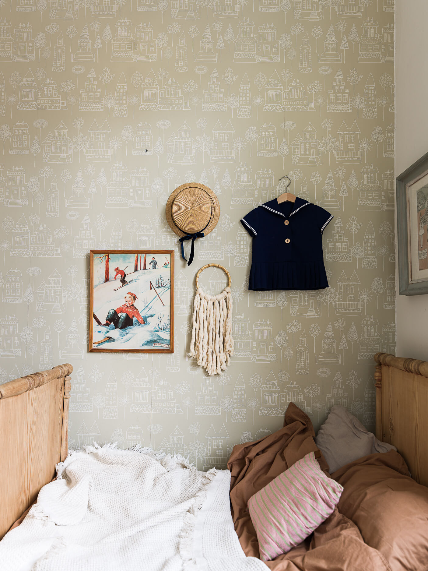 Vintage family haven in Stockholm