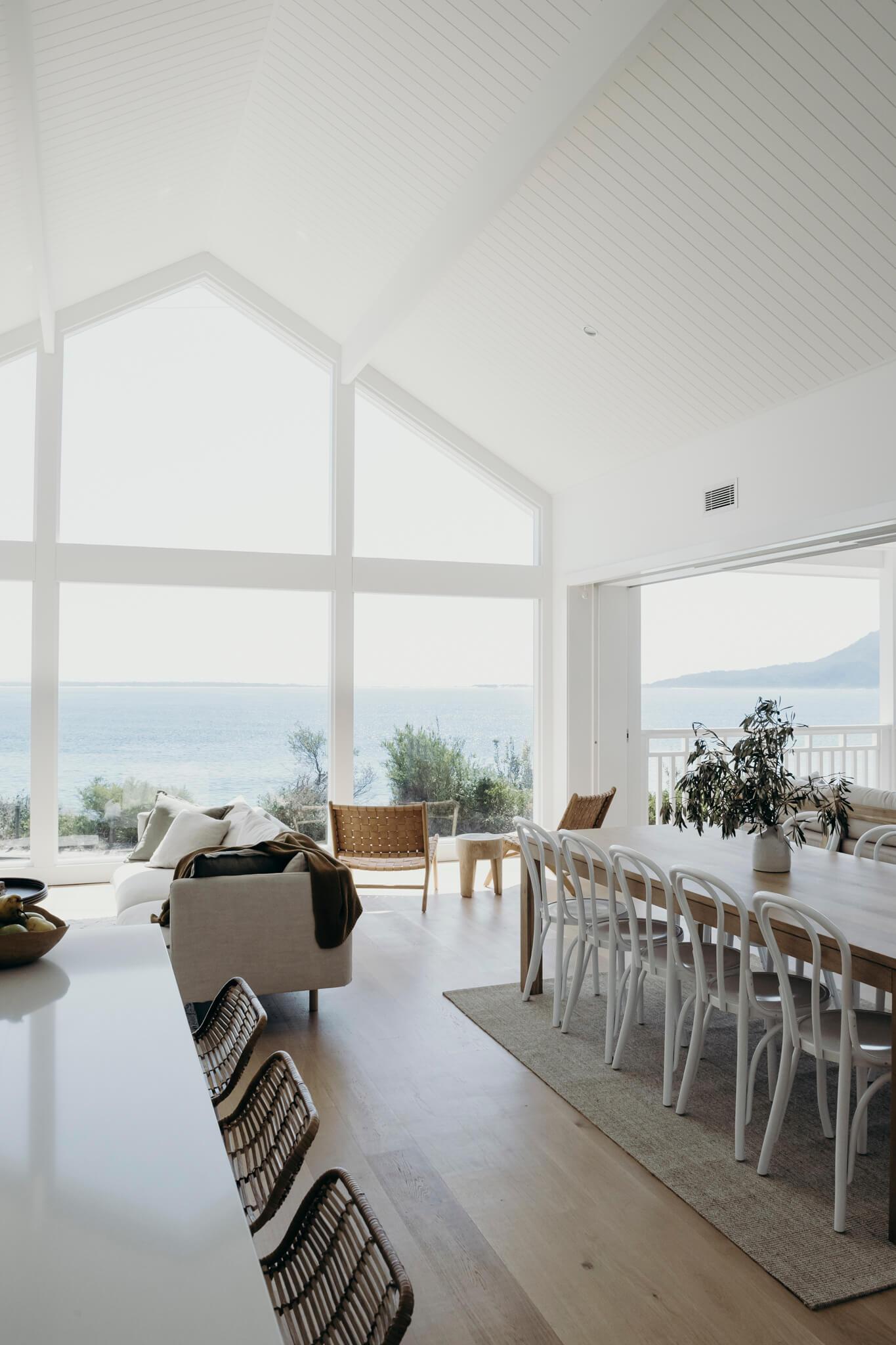 Paul & Paula: natural family beach house in Shoal bay