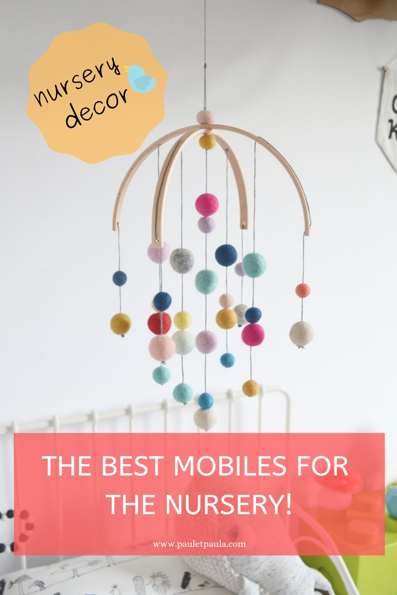 the best mobiles fo rthe nursery