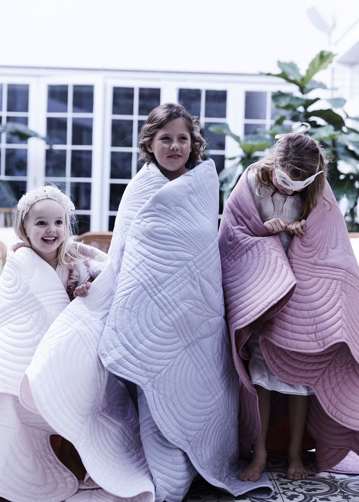 Bonne Mere - timeless nursery homeware and clothing