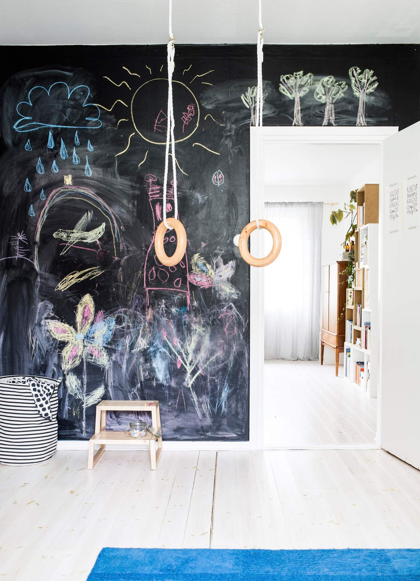 Cosy and charming family apartment in Gothenburg