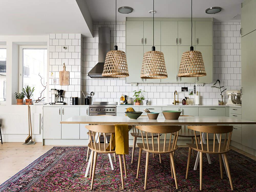 charming Swedish family home