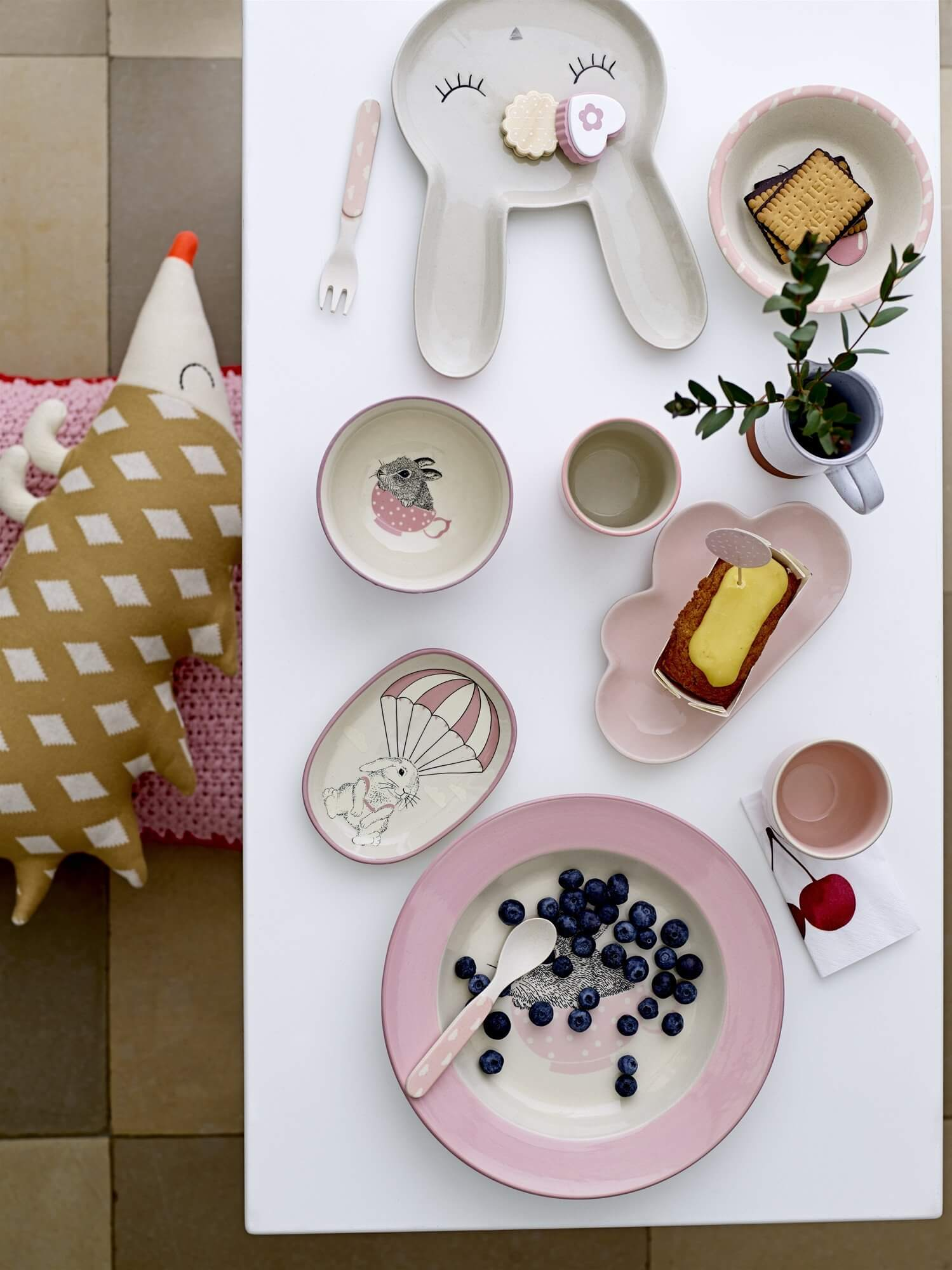 Natural home decor and accessories for children