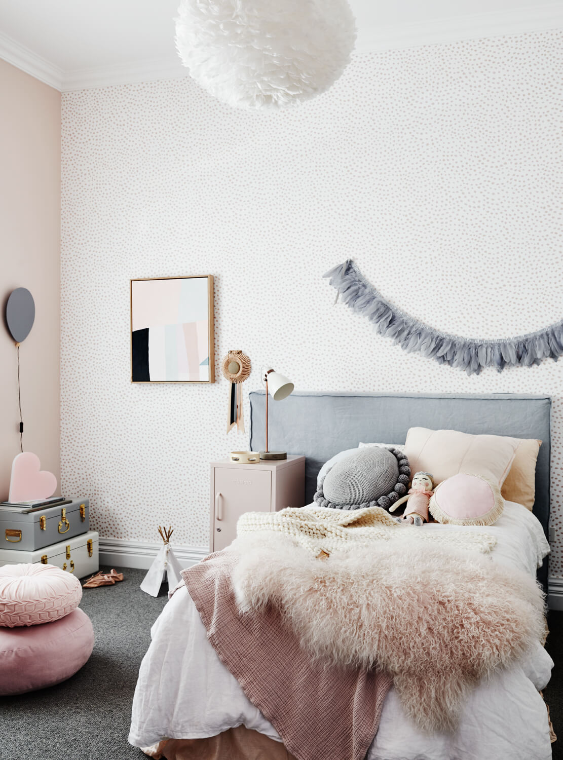 Paul & Paula: Two contemporary children's rooms with flair