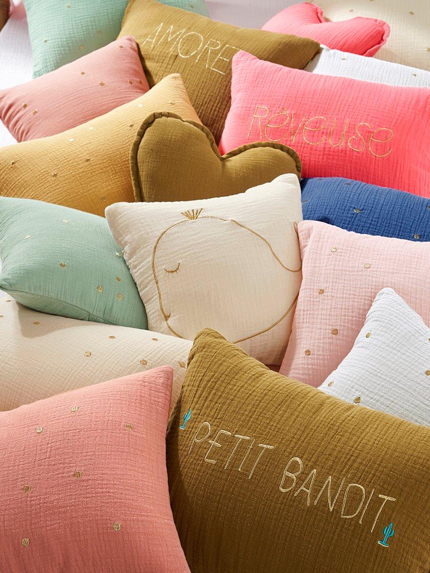 cushions kids room