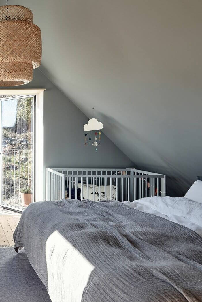 Stunning architect family villa on the island of Brännö