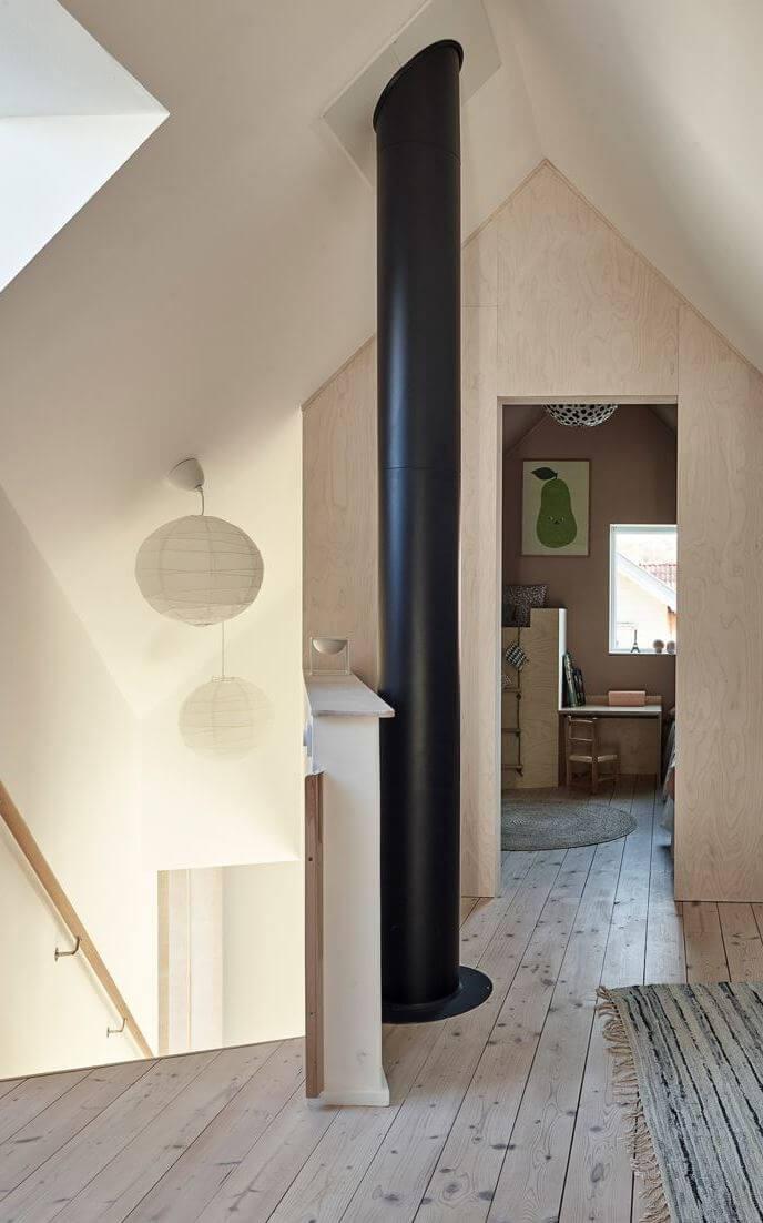 Stunning architect family villa on the island of Brännö
