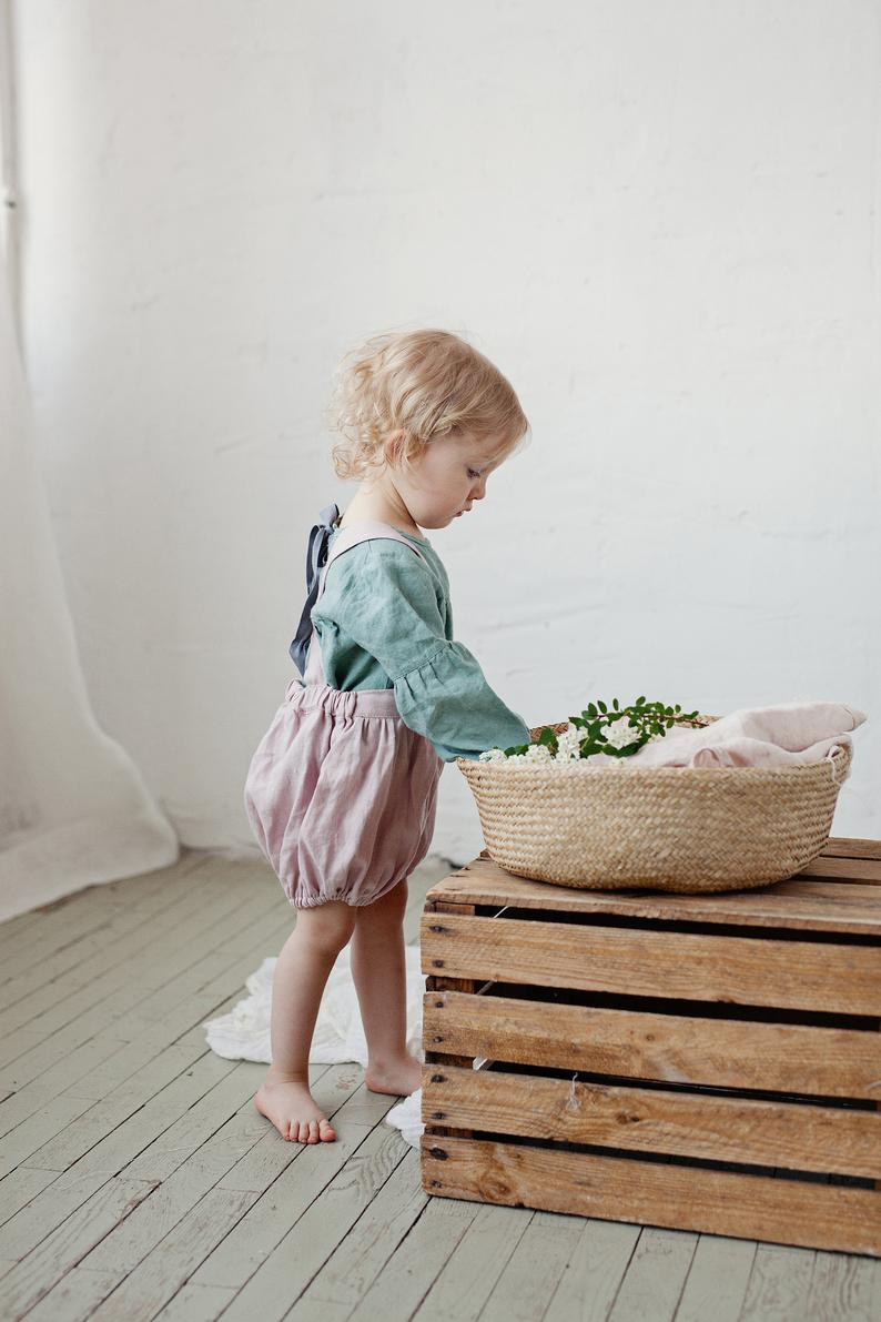 All the beautiful linen