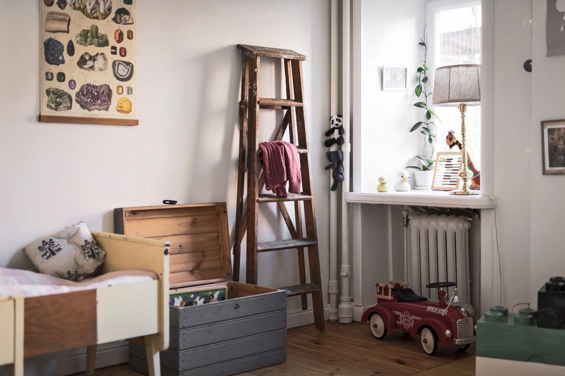 Enchanting family apartment