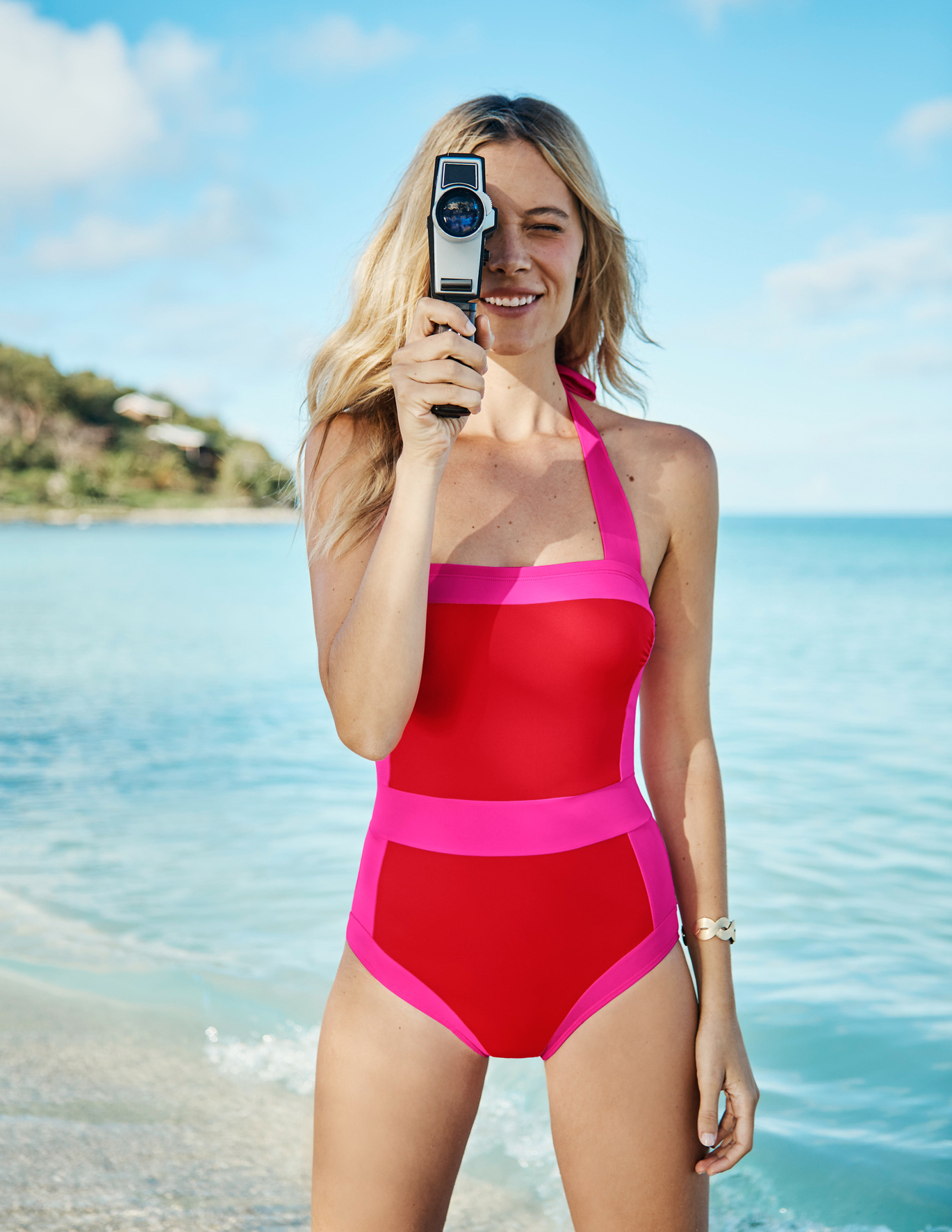 8 cutest one-piece swimsuits for mums