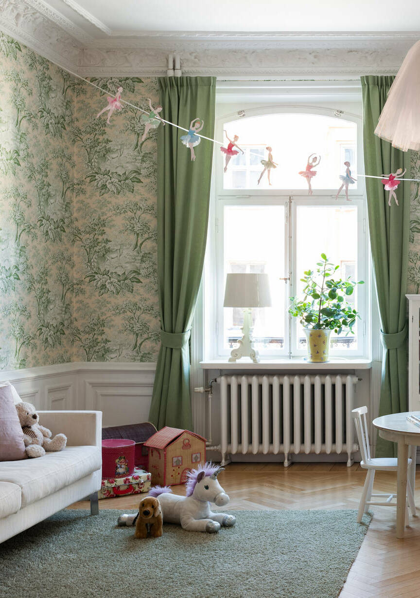 stockholm family apartment.