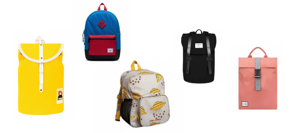Back to School 2019 - backpacks primary school