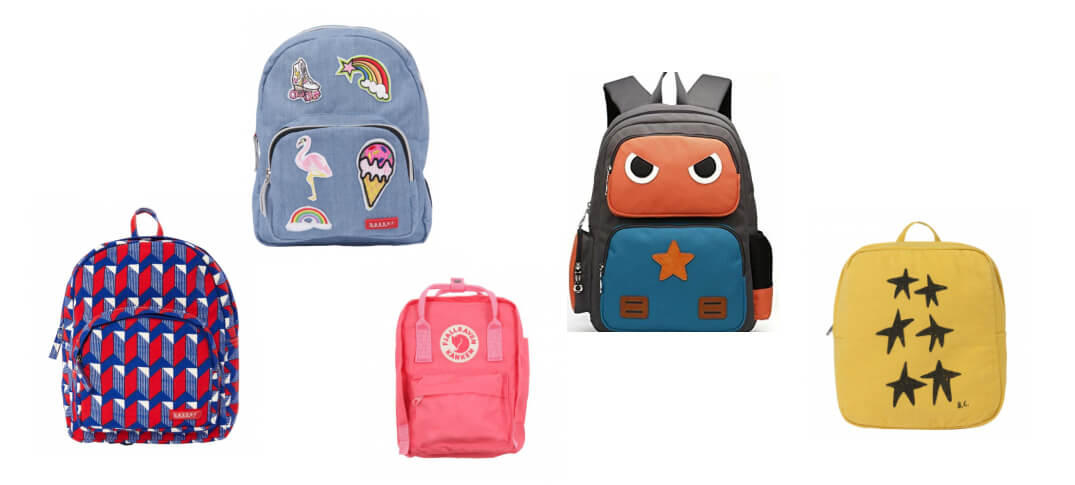 Back to School 2019 - backpacks toddlers