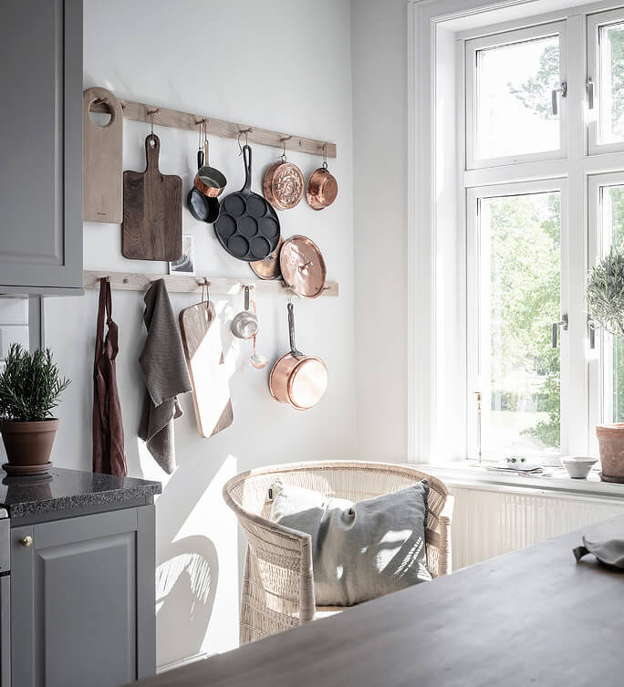 A lush and light filled family space in Gothenburg! 7