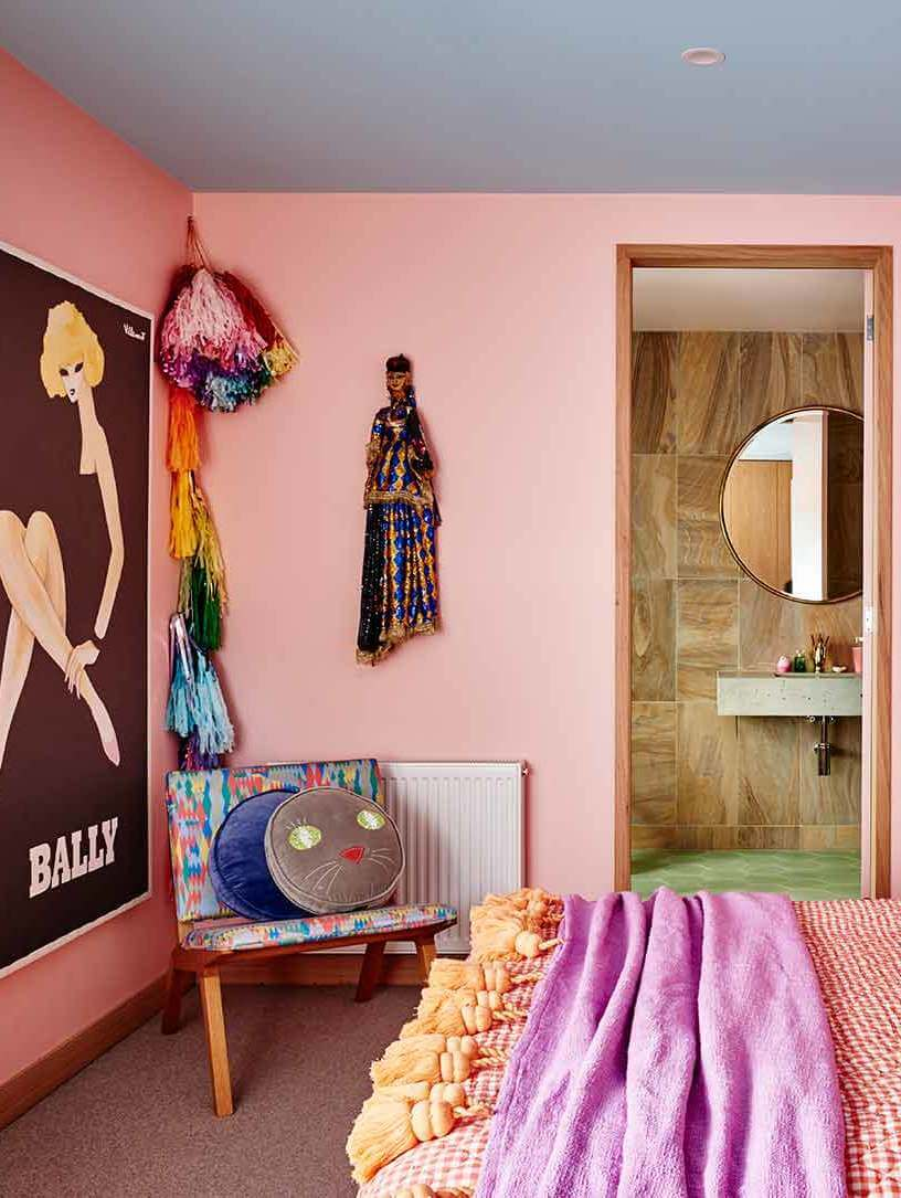 A colourful dream family home in Australia