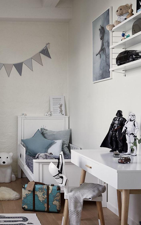 Blush children's rooms
