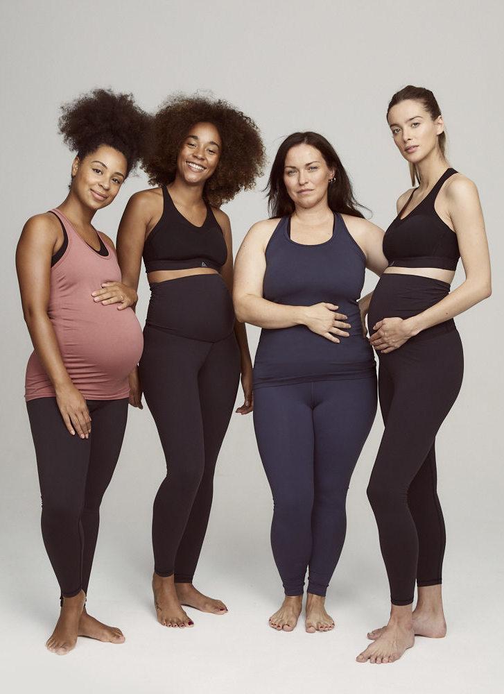 reebok maternity line