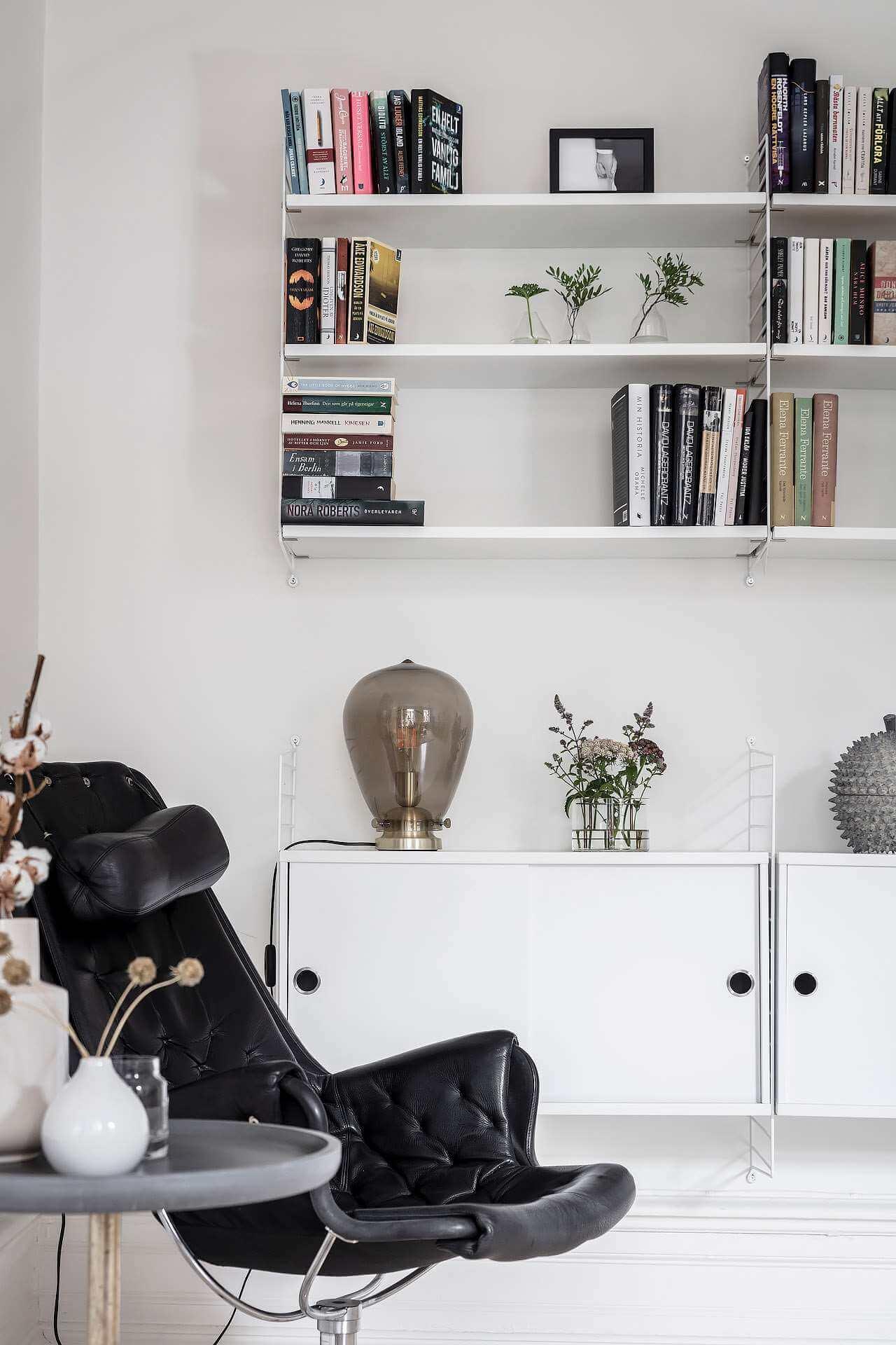 string shelves ideas