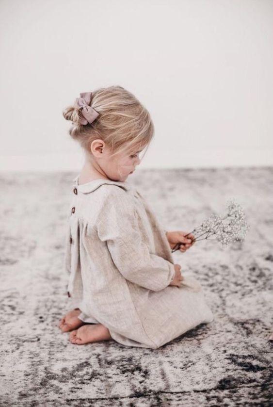Handmade baby clothing