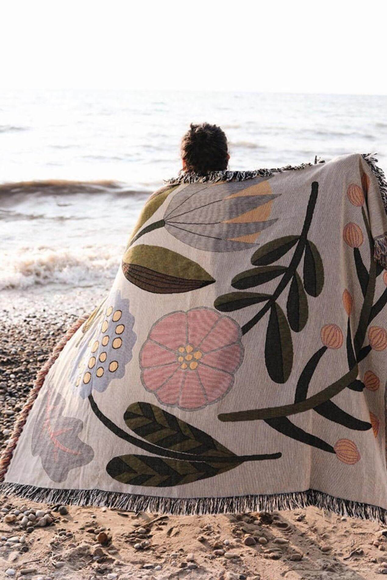 bookhou flora blanket