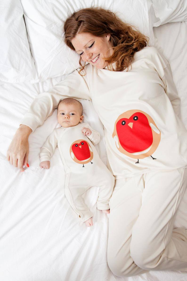 family mathcing pyjama set