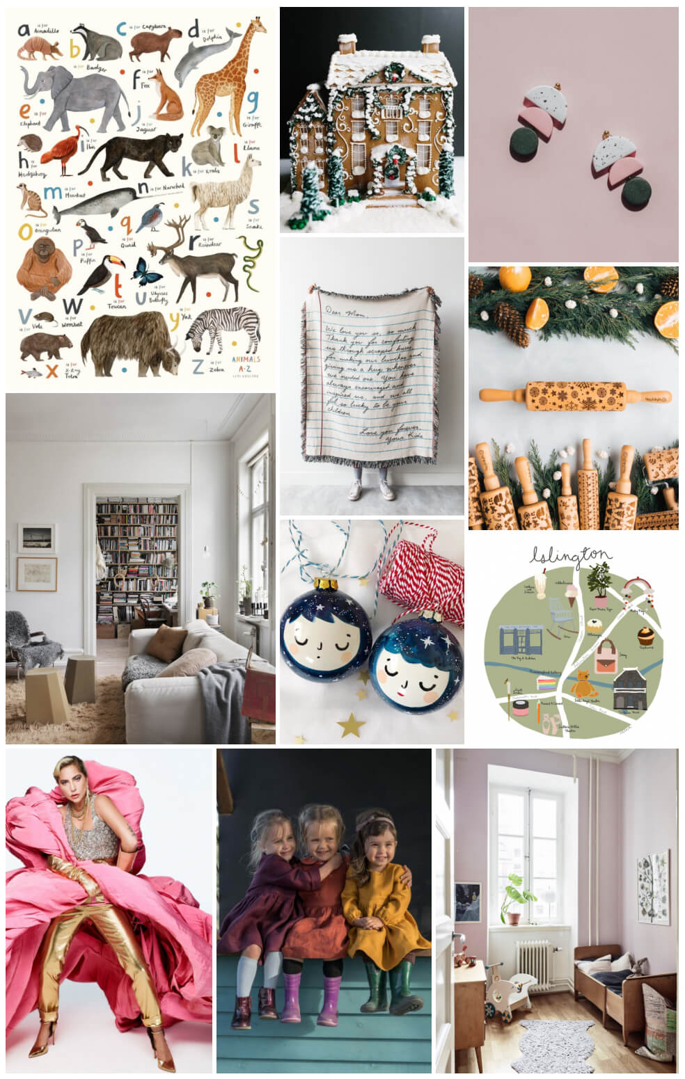 21 delightful things for your December!