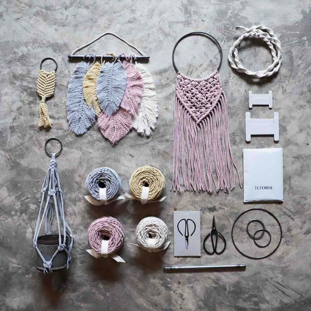 Creative DIY kits by Numero 74