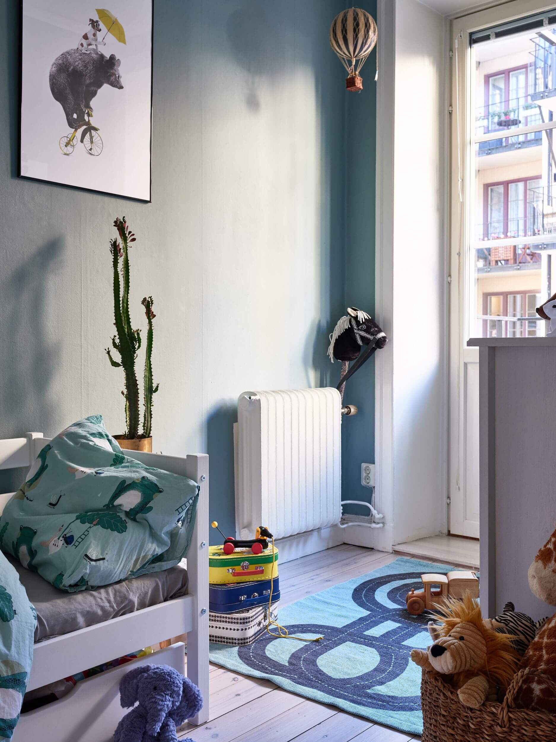Stockholm family apartment