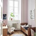 vintage children room