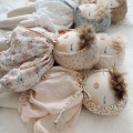 Poetic hand made dolls