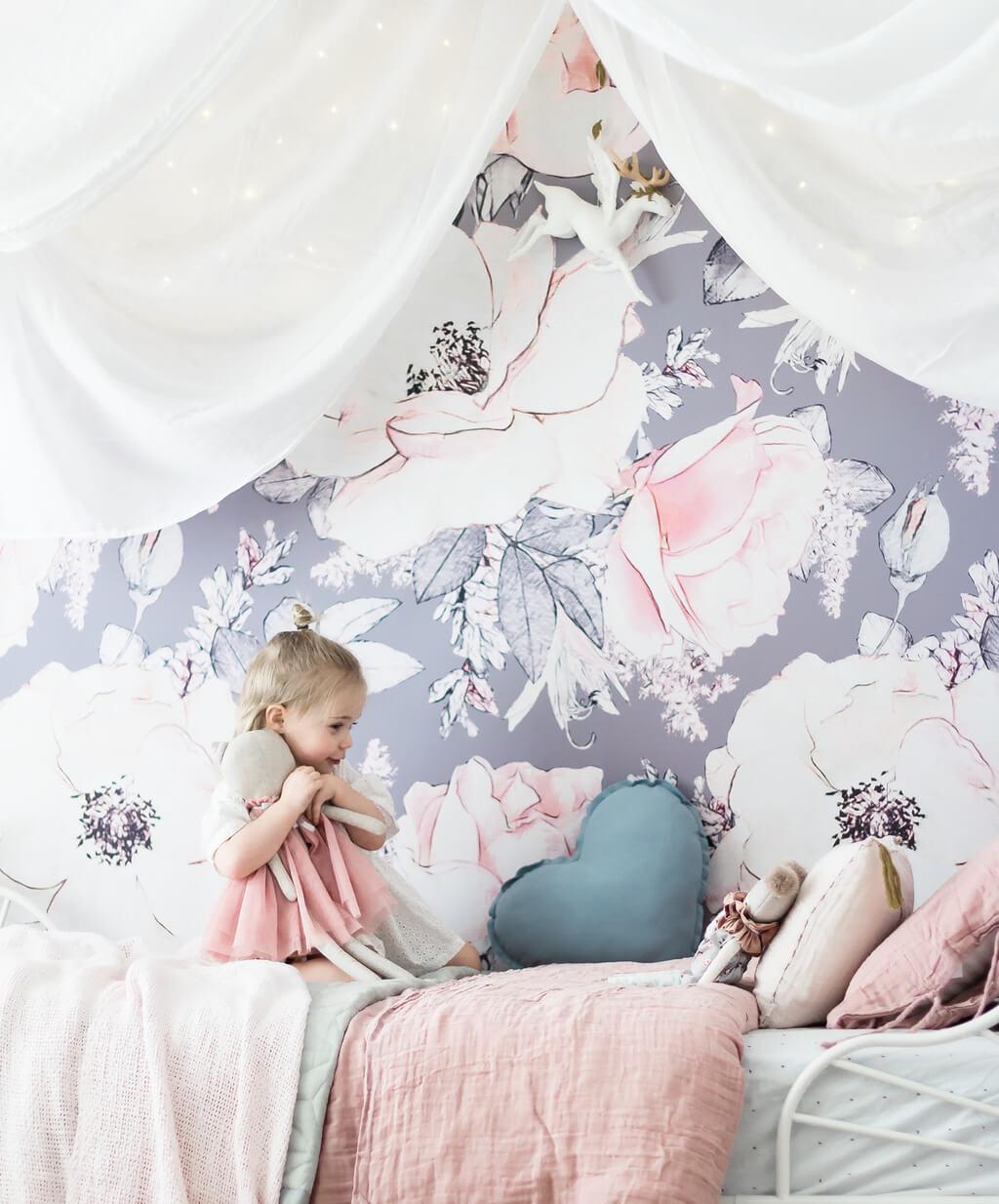 Whimsical children's rooms