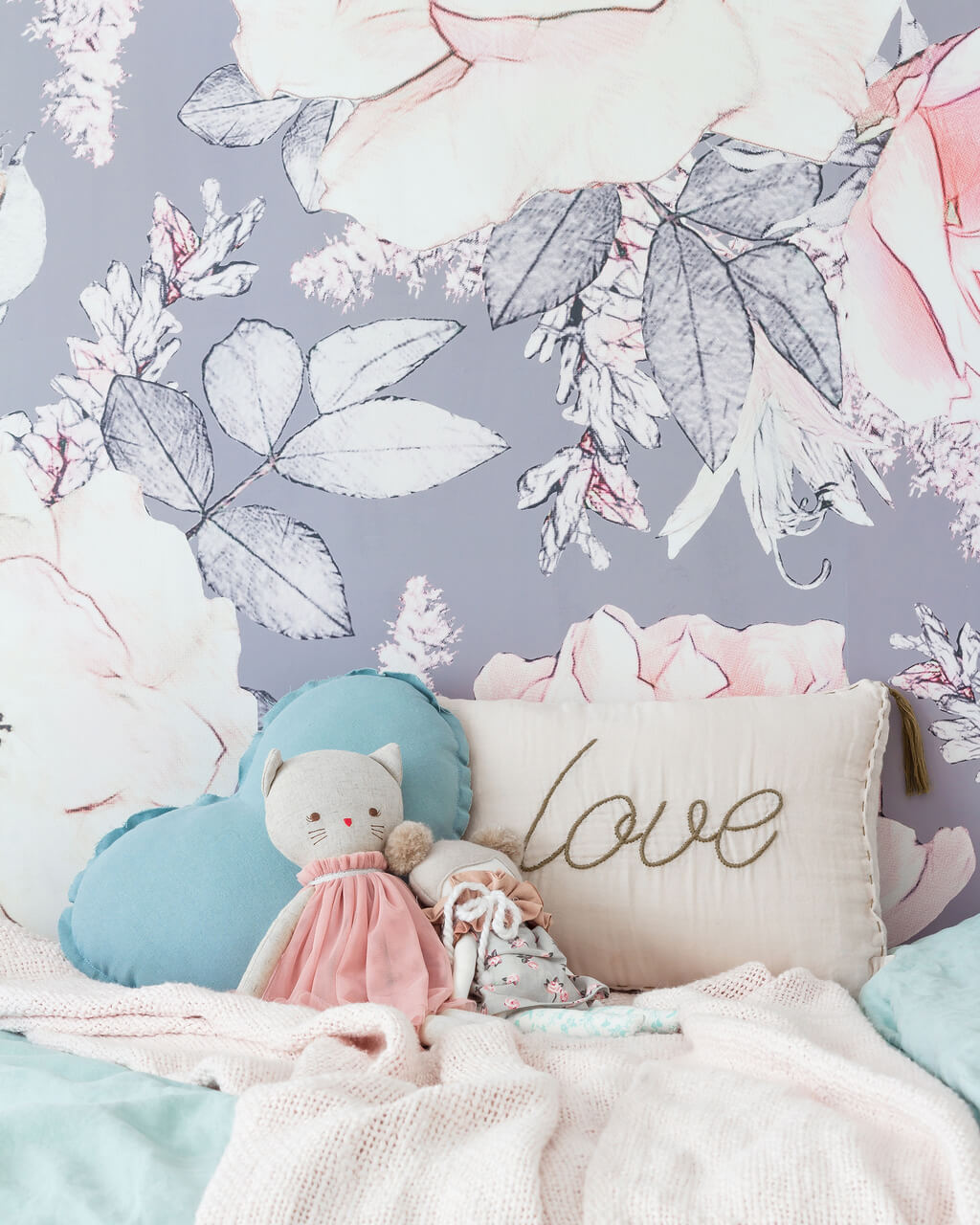 Whimsical children's rooms