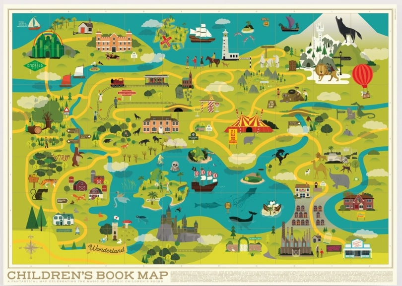 childrens-book-map