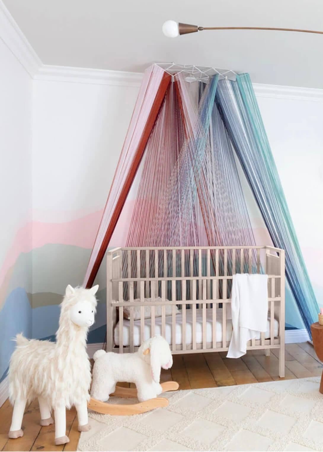 architect designed nursery
