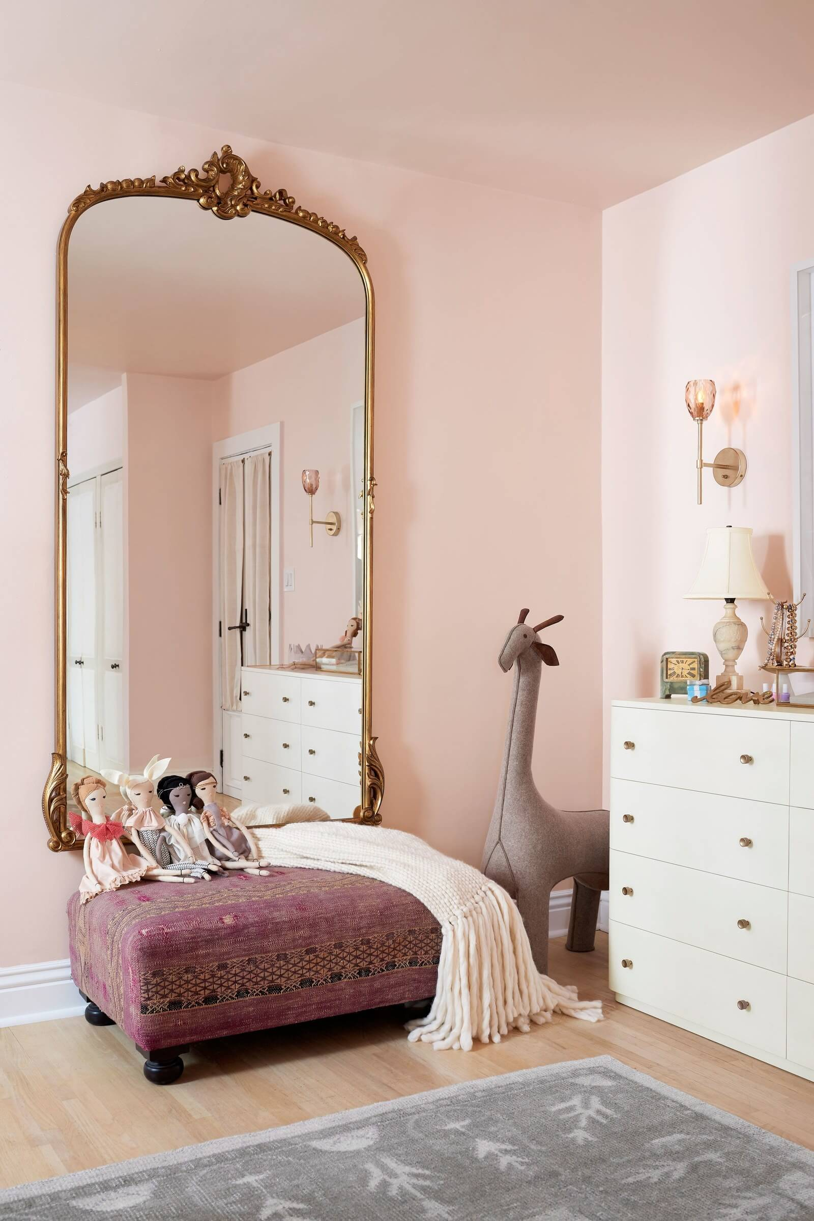 fairytale kids room
