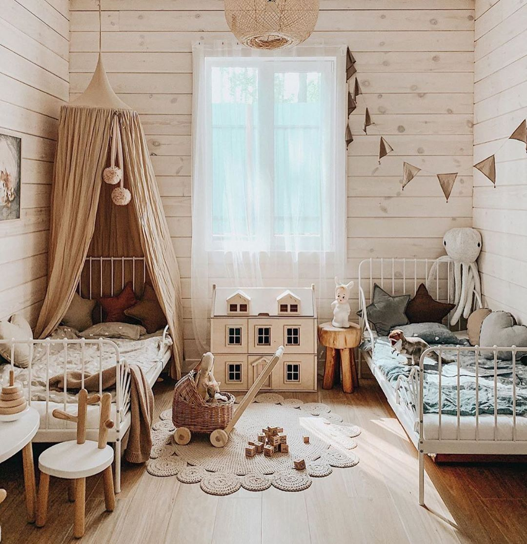 natural kids room