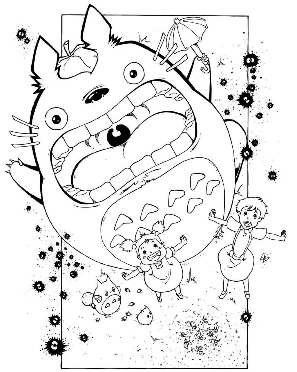 My-Neighbor-Totoro-Anime-Coloring-Sheet-for-Kids