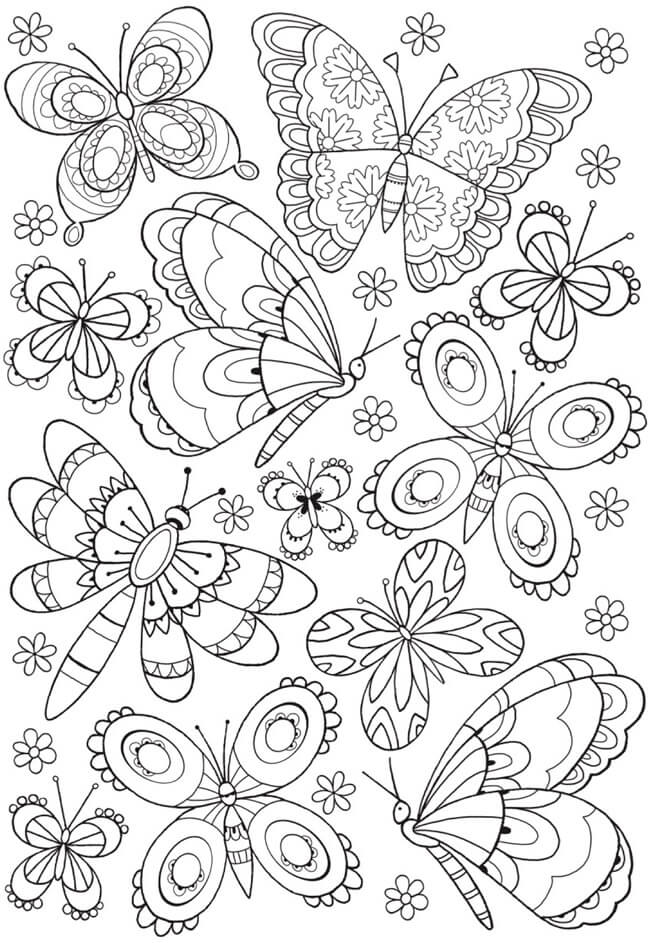 The 10 Best Colouring Pages For Kids For Long Days At Home - Paul & Paula