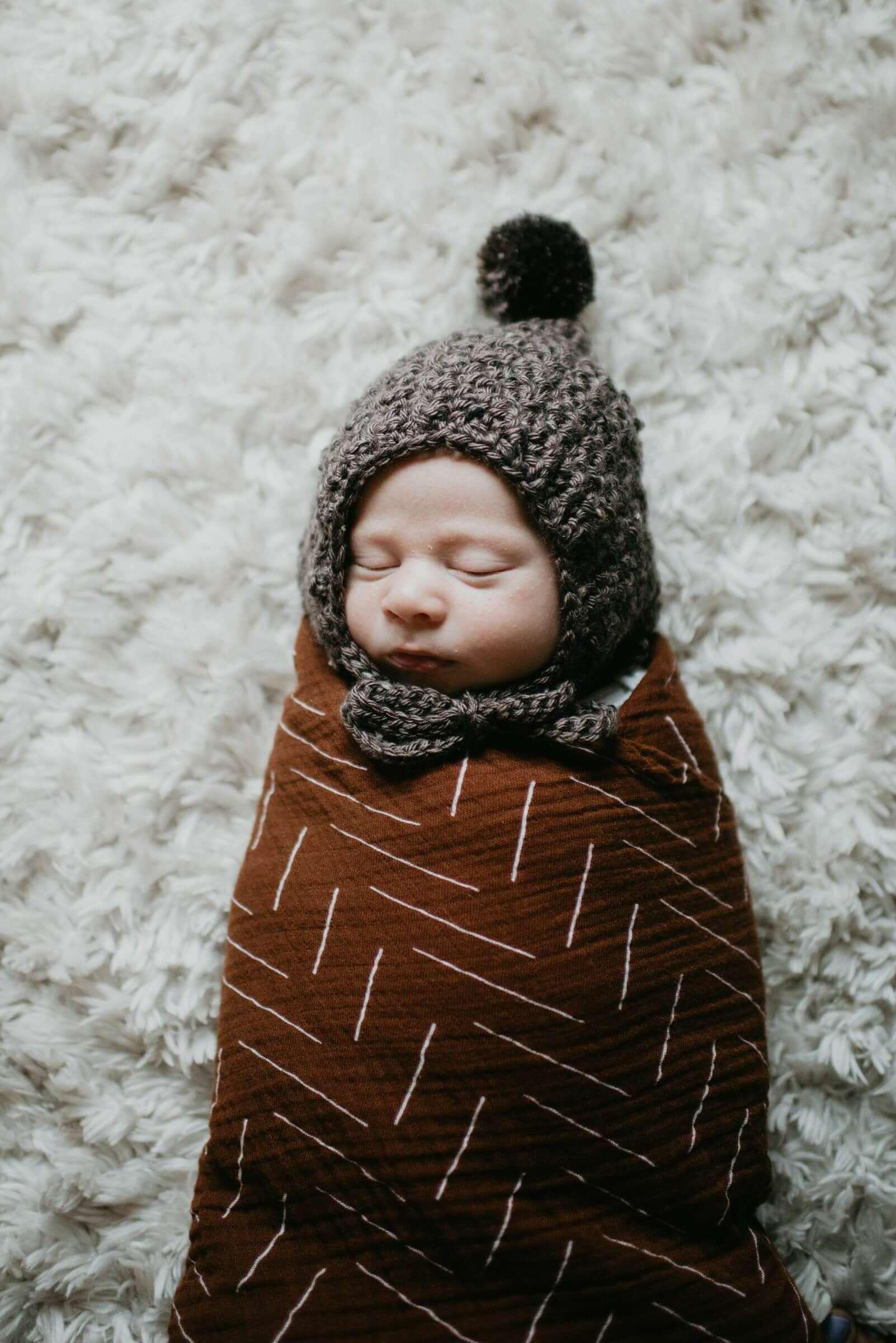 pixie hat baby