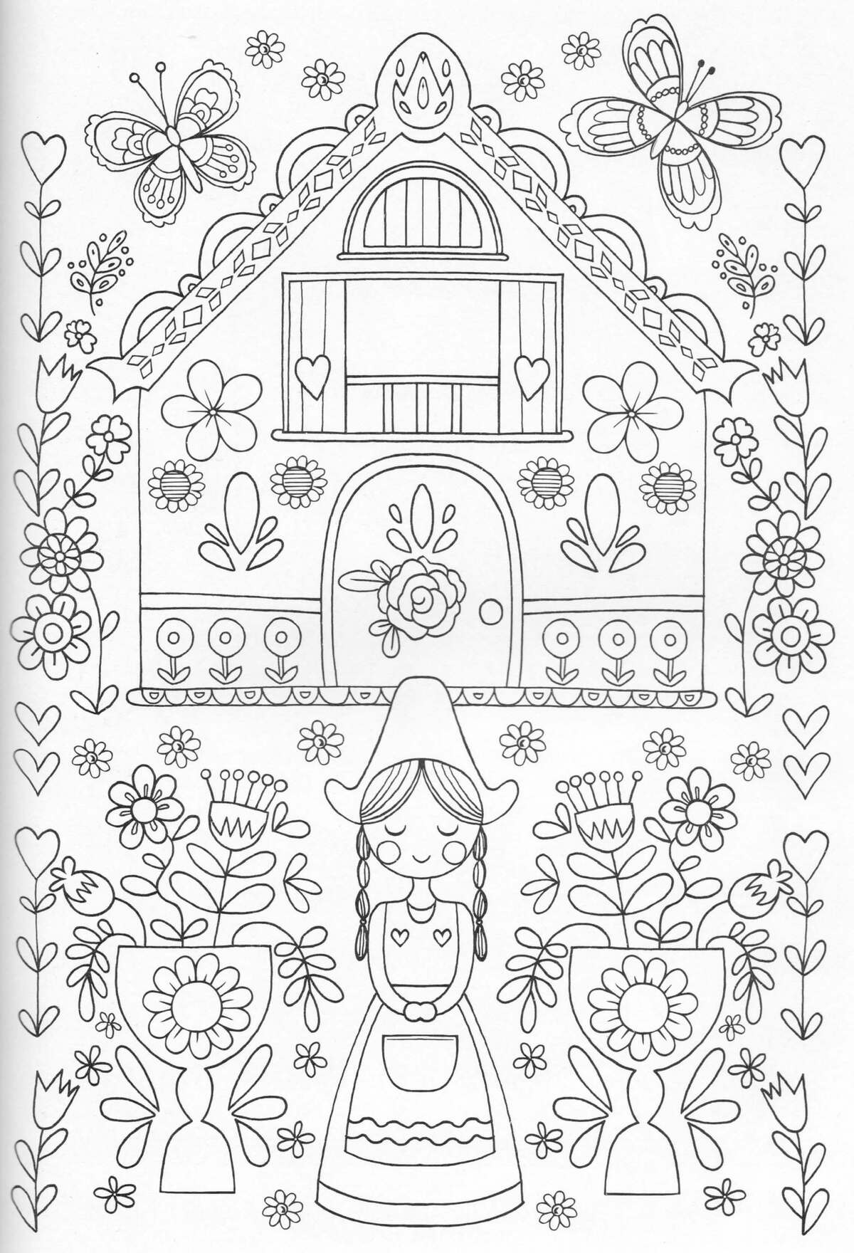 scandinavian-coloring-page
