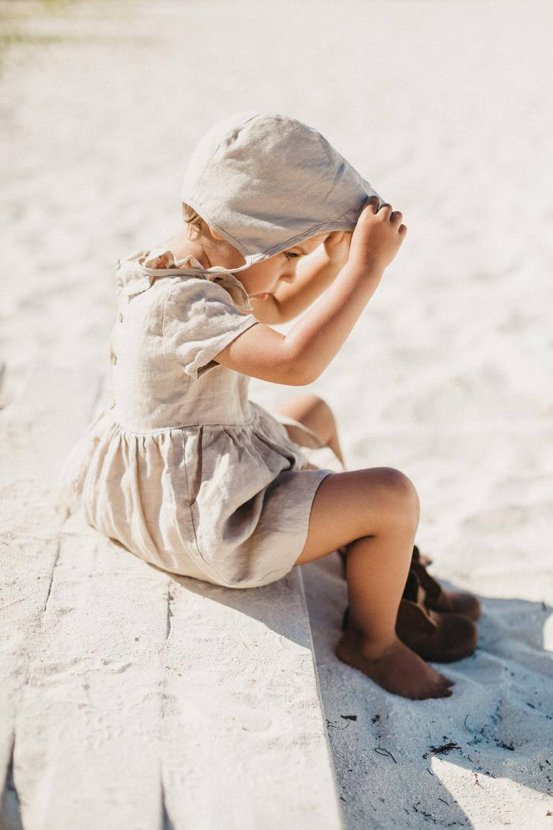 Slow and natural clothes for your little ones