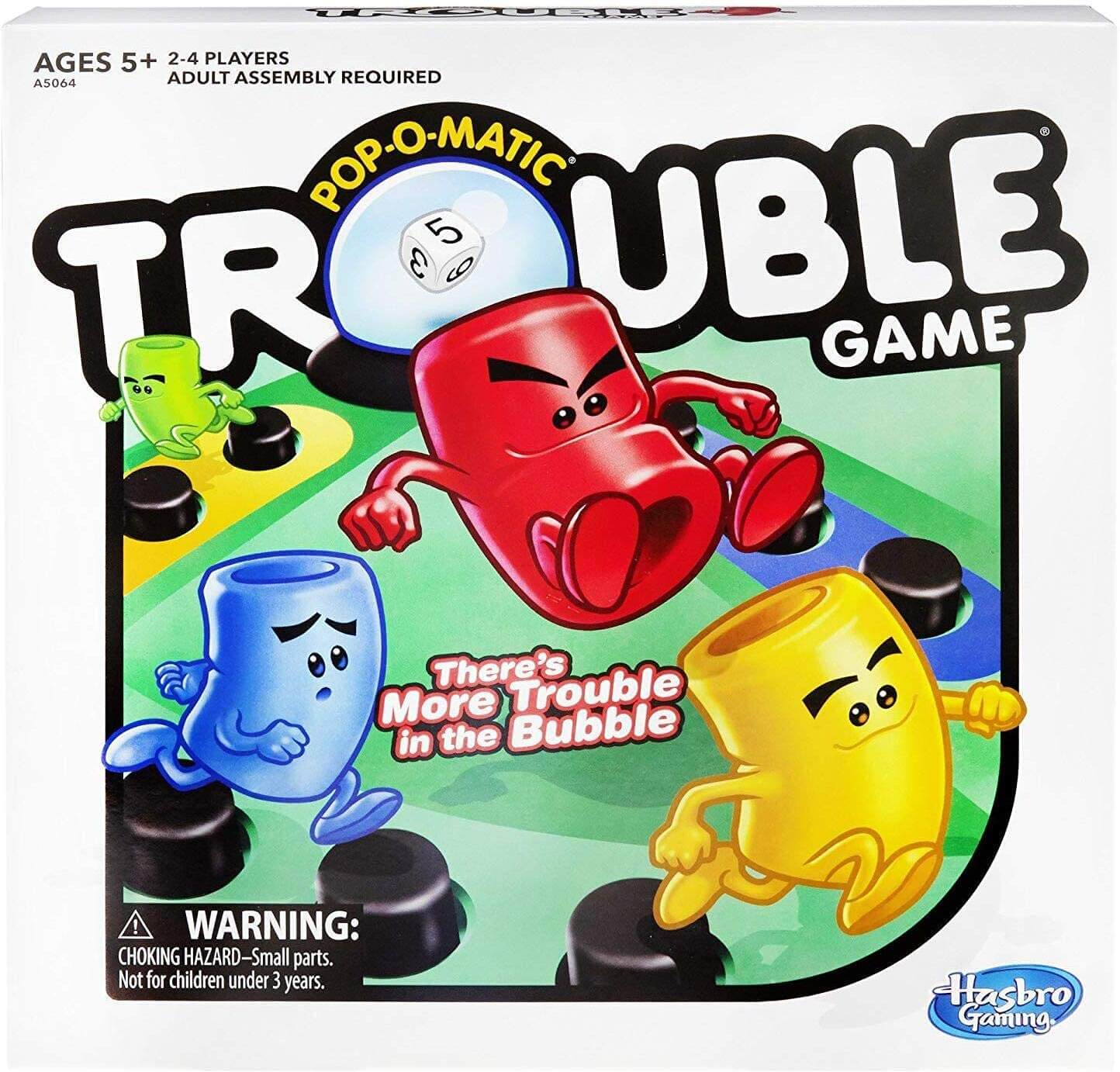 pop o matic trouble game