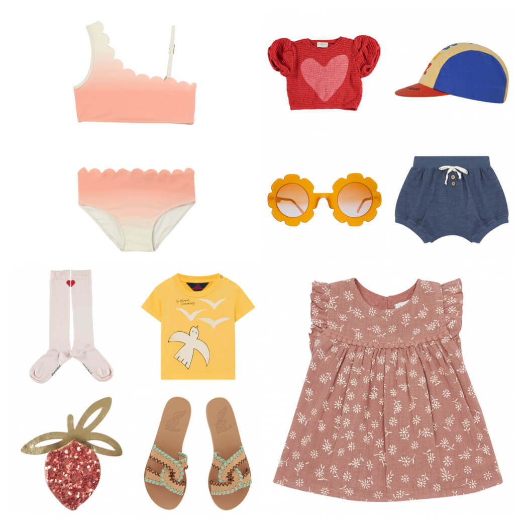 Summer Staples for the whole family!