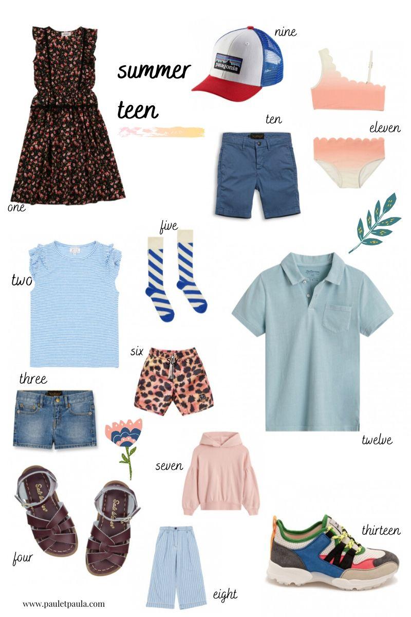 summer clothes teen