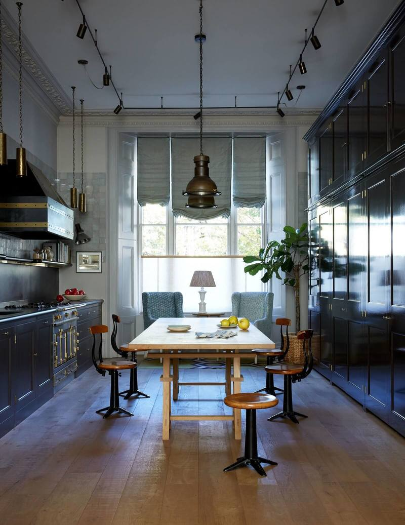 wonderful warm eclectic family home in London