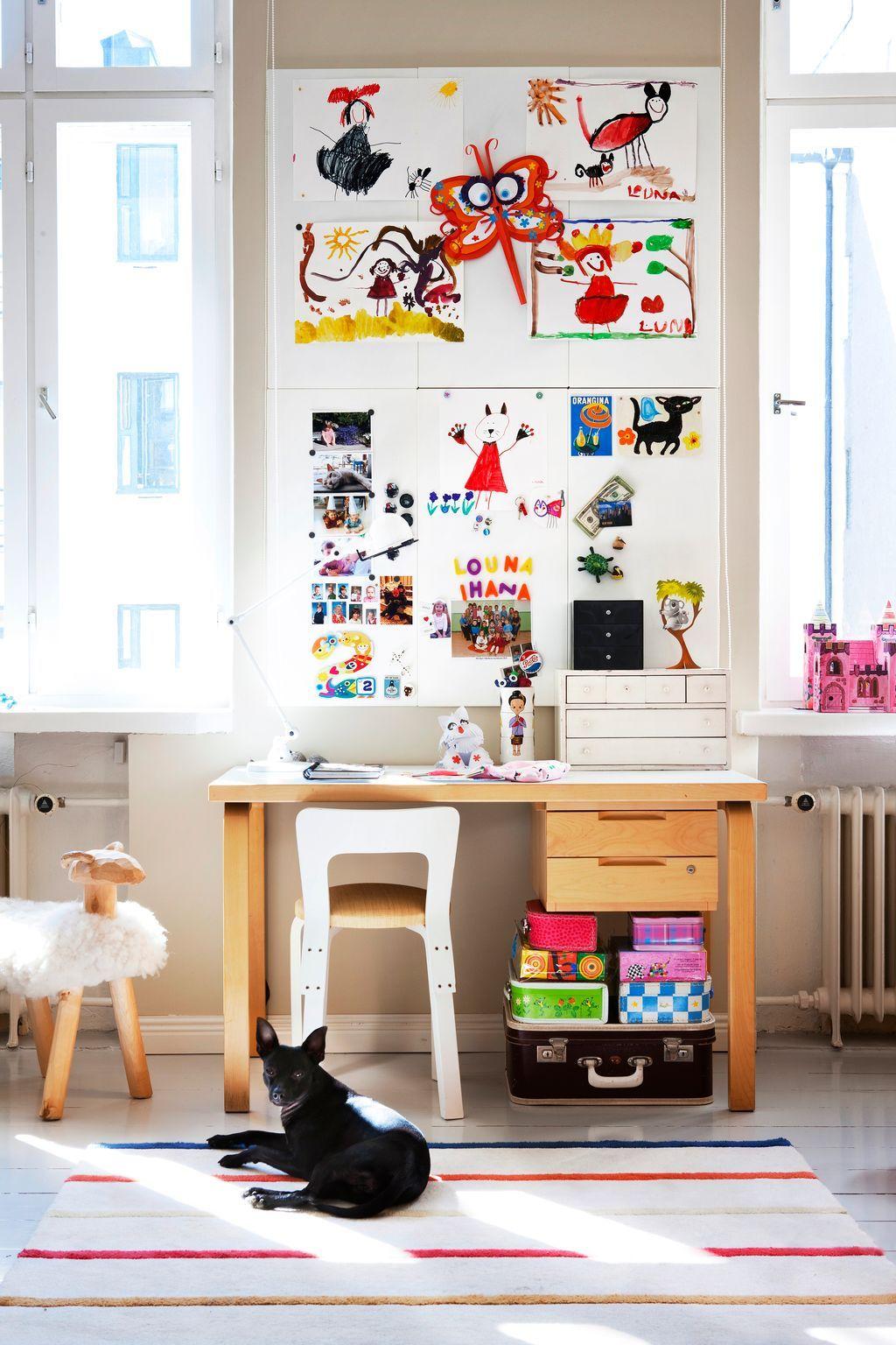 kids workspace