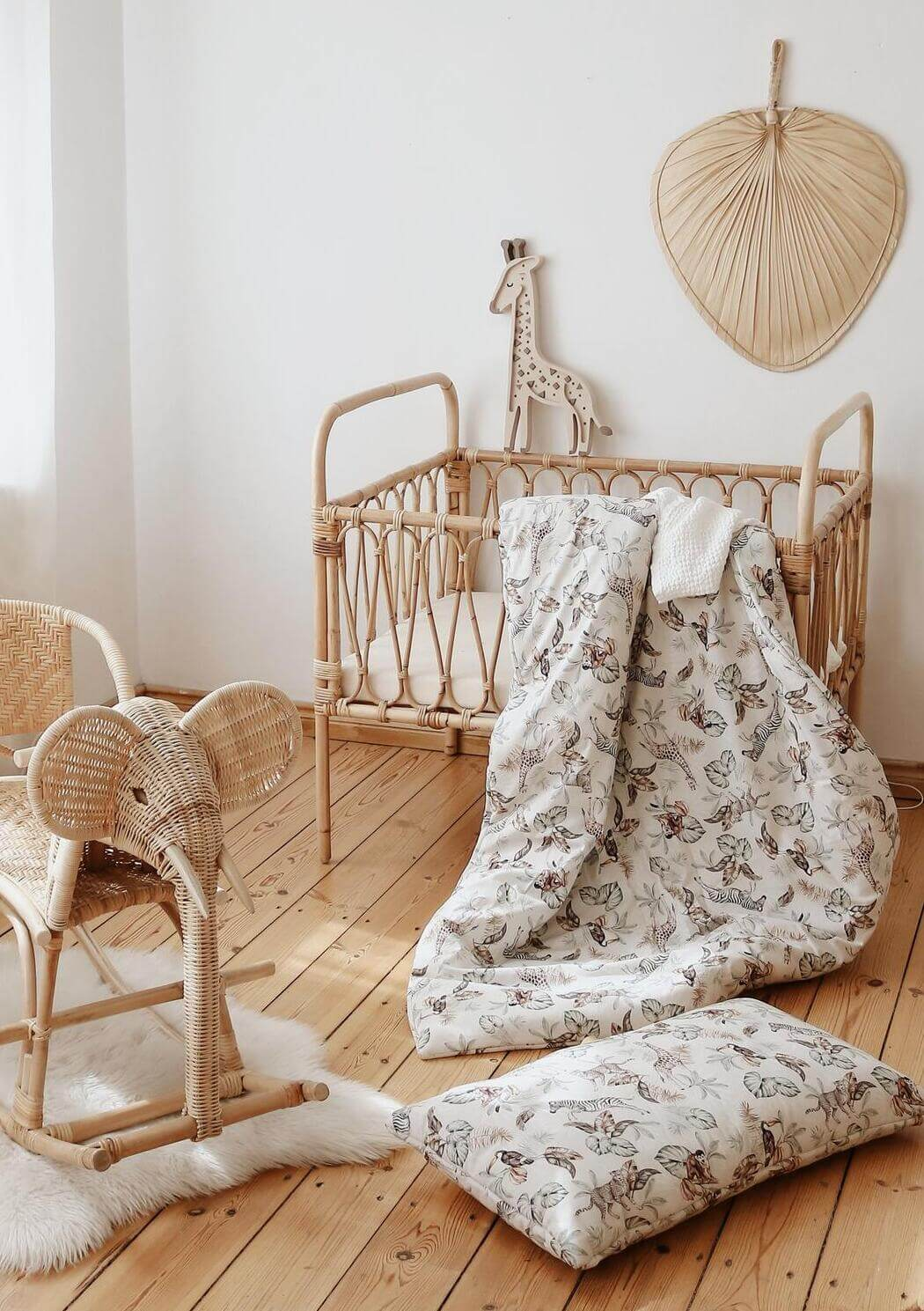 Scandinavian and forest accessories for kids and baby