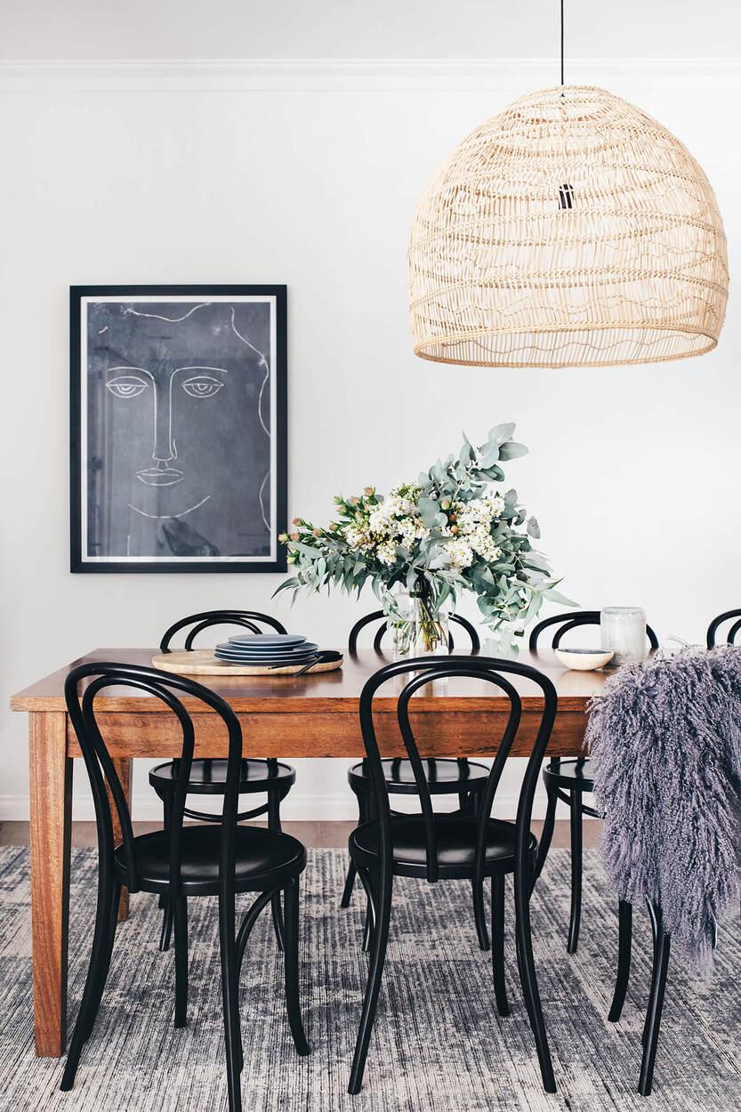 minimal family home