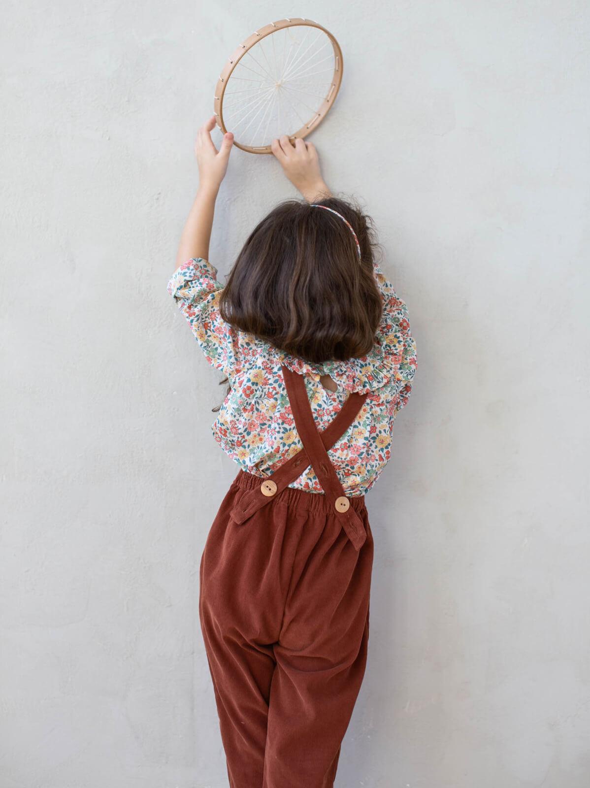 soor plom-velour-corduroy-overalls